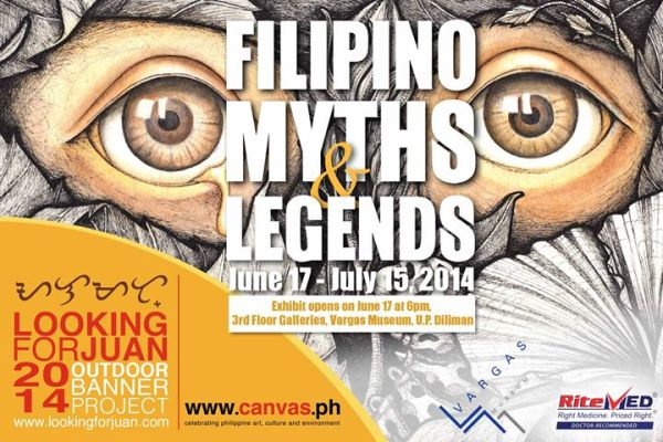 filipino myths and legends